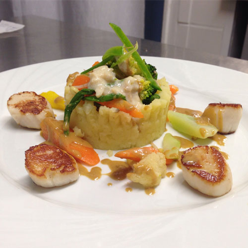 Venez vous régaler au Prologue, restauration traditionnelle française.