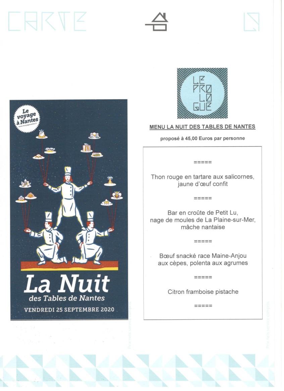 MENU PROLOGUE La Nuit des Tables de Nantes 250920 VERSO